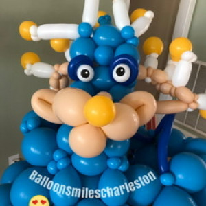 Balloon Smiles - Balloon Twister / Family Entertainment in Charleston, South Carolina