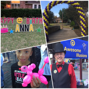 Richard's Balloons, Magicians, Yard Art and More! - Balloon Twister / Family Entertainment in Arlington, Texas