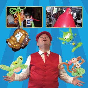 Balloonmasterz Entertainment - Balloon Twister / Corporate Comedian in Madison, Alabama