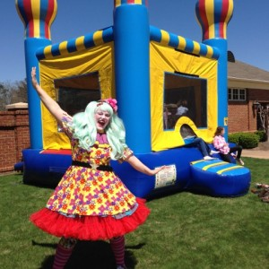 Balloons-N-Parties - Party Rentals / Costumed Character in Warner Robins, Georgia