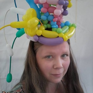 Balloons and Cartoons - Balloon Twister in Eugene, Oregon