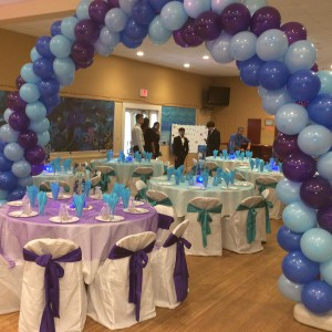 Balloons and More by Diva Creations - Balloon Decor / Linens/Chair Covers in Queens, New York