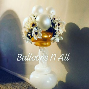 Balloons N All - Balloon Decor / Party Decor in San Antonio, Texas