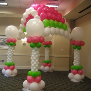 Balloons To Go Balloon Decor and more - Party Decor in Richmond, Virginia