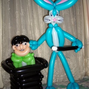 BalloonScapes - Balloon Twister / Airbrush Artist in New York City, New York