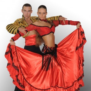 ballroom dance duo Ex-libris - Ballroom Dancer in Cambridge, Massachusetts