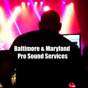 Baltimore Audio & Sound Services. - Sound Technician / Male Model in Baltimore, Maryland