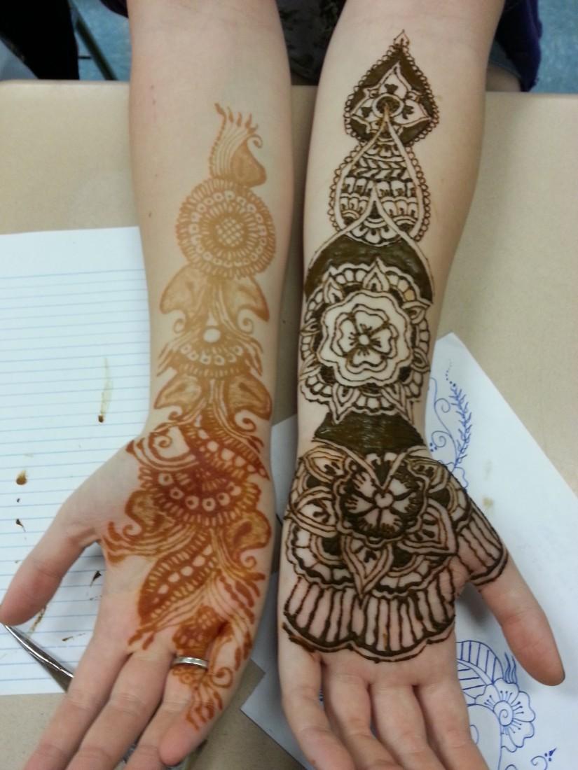 hire henna henna artist in berkeley california