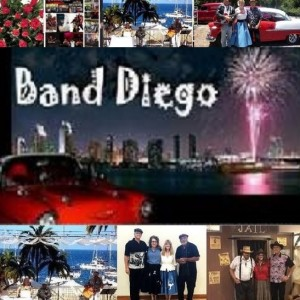 Band Diego - Oldies Music / Doo Wop Group in San Diego, California