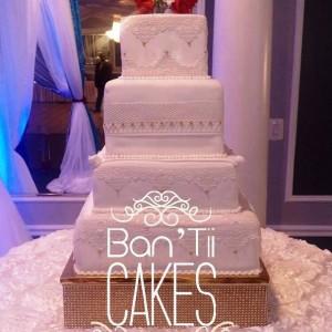 Ban'Tii Cake (delicious Art) - Cake Decorator / Wedding Cake Designer in Silver Spring, Maryland
