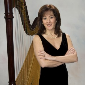 Barbara Gallagher - Harpist in Ocean City, New Jersey