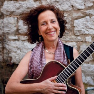 Barbara Martin - Singing Guitarist in Charlottesville, Virginia