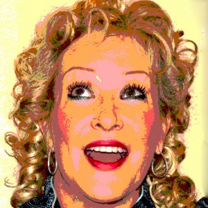 Barbara as Bette Midler Impersonator - Bette Midler Impersonator in Houston, Texas