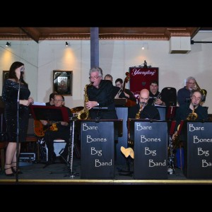 Bare Bones Big Band - Swing Band in Taunton, Massachusetts