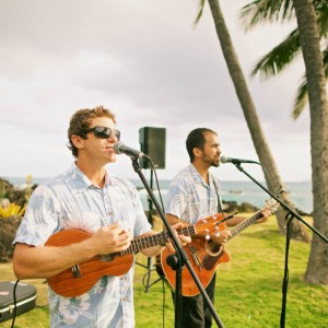 Barefoot Minded  - Wedding Band in Lahaina, Hawaii