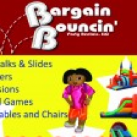 Bargain Bouncin Party Rentals - Party Inflatables / Costumed Character in Atlanta, Georgia