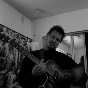 Barnaby Hazen - Singing Guitarist in Taos, New Mexico