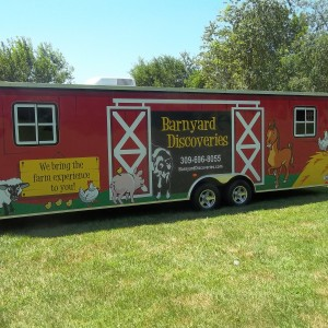 Barnyard Discoveries - Petting Zoo in Peoria, Illinois