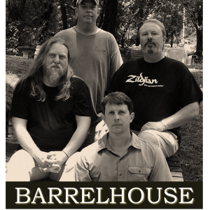 Barrelhouse - Classic Rock Band / Wedding Band in Dalton, Georgia