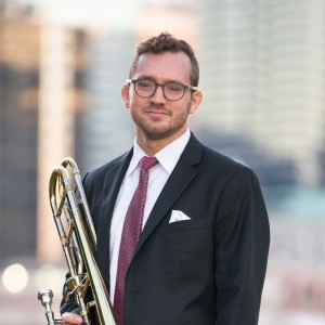 Barrington Venables - Trombone Player in Toronto, Ontario