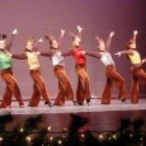 Bartlesville's Christmas Spectacular - Holiday Entertainment / Tap Dancer in Bartlesville, Oklahoma