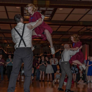 Basie Bombers - Swing Dancer / 1940s Era Entertainment in York, Pennsylvania