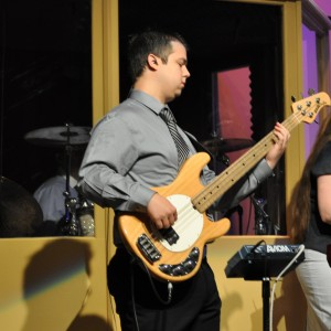 Bass Player- works with groups