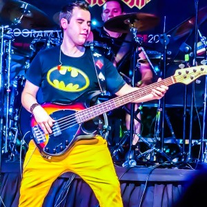 Bass Player for Hire - Bassist in Hollywood, Florida