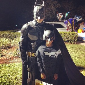 Batman from The Dark Knight - Costumed Character in Pembroke Pines, Florida