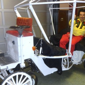 Battery Powered Carriage For Any Event Any State - Limo Service Company / Children's Party Entertainment in Sanger, California