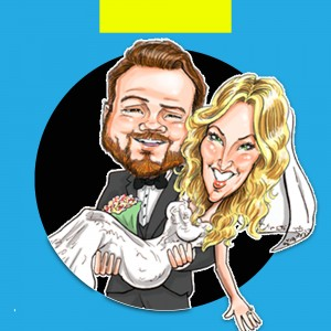 Bax Illustration - Caricaturist / Wedding Entertainment in St Charles, Missouri