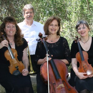Bay Area All Strings & Brass - String Quartet / Cellist in Mountain View, California