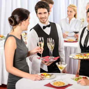 Bay Area Event Staffing - Waitstaff / Holiday Party Entertainment in San Francisco, California