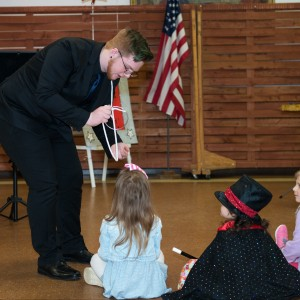 Bayne Nelson - Magician / College Entertainment in Mentor, Ohio