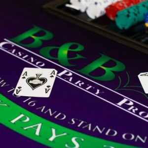 B&B Casino Party Pros, Inc - Casino Party Rentals / College Entertainment in Baltimore, Maryland