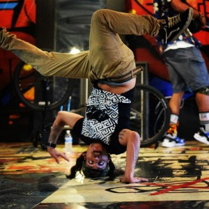 Bboy stepup - Break Dancer / Dancer in Manhattan, New York