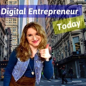 Be a Digital Entrepreneur Today - Business Motivational Speaker in Matawan, New Jersey