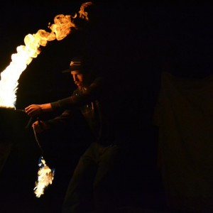 BE Fire - Fire Performer in Austin, Texas