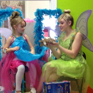 Be Girly Birthday Parties and Princesses