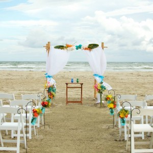 Beach Weddings - Wedding Planner / Wedding Services in Port Aransas, Texas