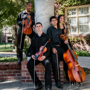 Beam String Quartet - String Quartet / Classical Ensemble in Stockton, California