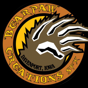 Bearpaw Creations SFX - Airbrush Artist / Face Painter in Davenport, Iowa