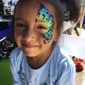 Bearry Cute Balloons - Face Painter in Dallas, Texas