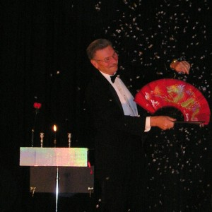 Beau Broomall - Magician / Corporate Magician in Milton, Florida