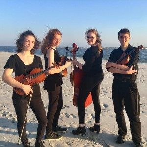 Beaufort Youth Orchestra String Quartet - String Quartet in Beaufort, South Carolina