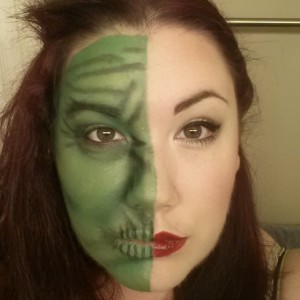 Beauty Or A Beast Special FX And Makeup - Face Painter / Halloween Party Entertainment in Langley, British Columbia