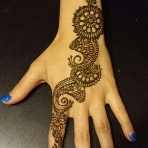 Beauty U Deserve - Henna Tattoo Artist / Cake Decorator in Atlanta, Georgia