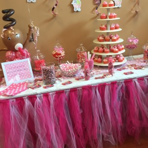 Bee Sweet Candy Buffet