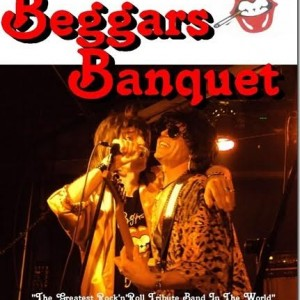 Beggar's Banquet Rolling Stones Tribute Band - Classic Rock Band in Hobart, Indiana