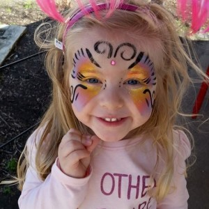Behind The Mask Face Painting